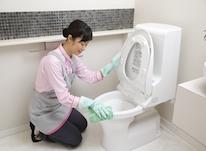 洗面所・トイレクリーニング