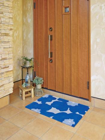 家庭用玄関マットオーダーメイドマット