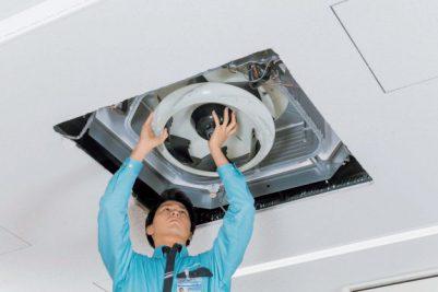 エアコンクリーニングサービス